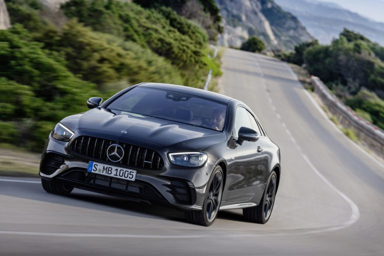 Najnowsze modele samochodów Mercedesa