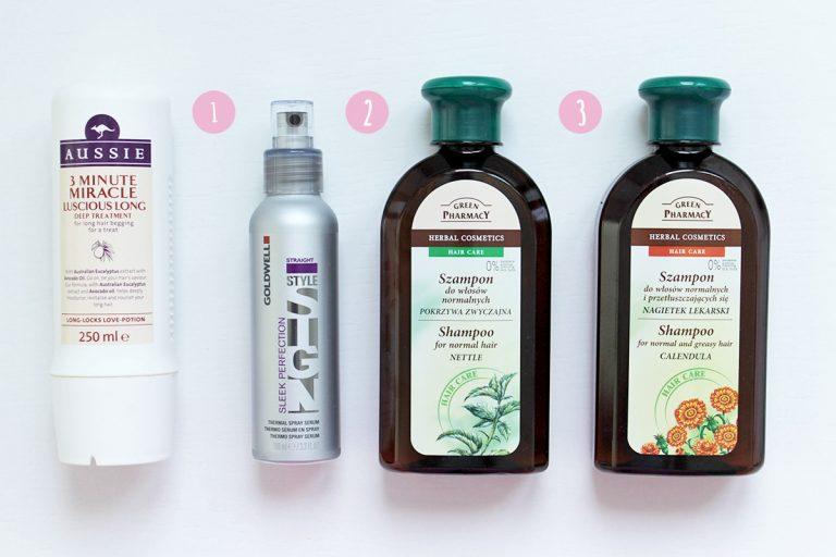Jakich kosmetyków używać do włosów?